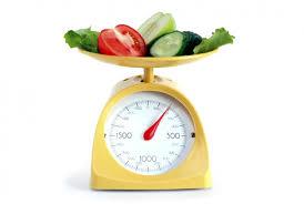 weigh food